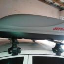 Maleiro JetBag Chevron 420 Litros