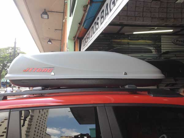 Bagageiro Jetbag 490l - Casa dos Bagageiros e Rack